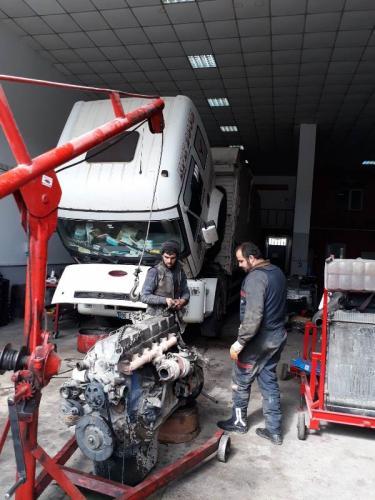 FORD CARGO SERVİSİ ANKARA - TEK DİZEL (2)
